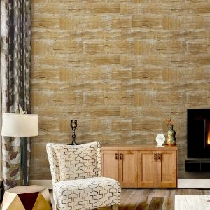 Natural Stone Pattern Wallpaper (1605)