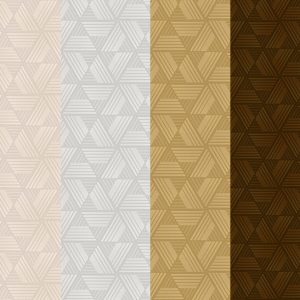 Small Diamond Shaped Plain Pattern Wallpaper (1616)