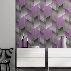 Abstract Modern Pattern Wallpaper (1617)