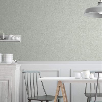 Mica Stone Inspired Plain Textured Wallpaper (3713)