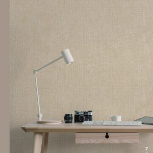 Rough Linen Cloth Texture Wallpaper (7801)