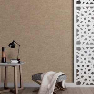Smooth Linen Textile Texture Wallpaper (7816)