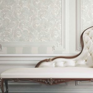 Delicate Classic Paisley Wallpaper (4710)