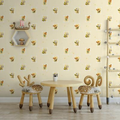 The Flintstones Cartoon Themed Kids Wallpaper (8924)