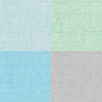 Fabric Texture Kids Wallpaper (8943)