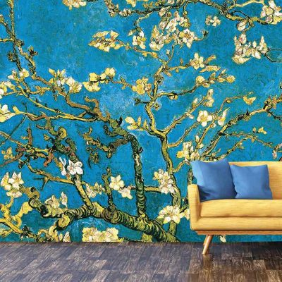 Blossoms Mural Wallpaper (M897)