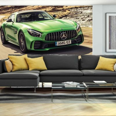 Car Mural Wallpaper (M1057)