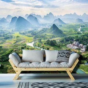 Landscape Mural Wallpaper (M869)